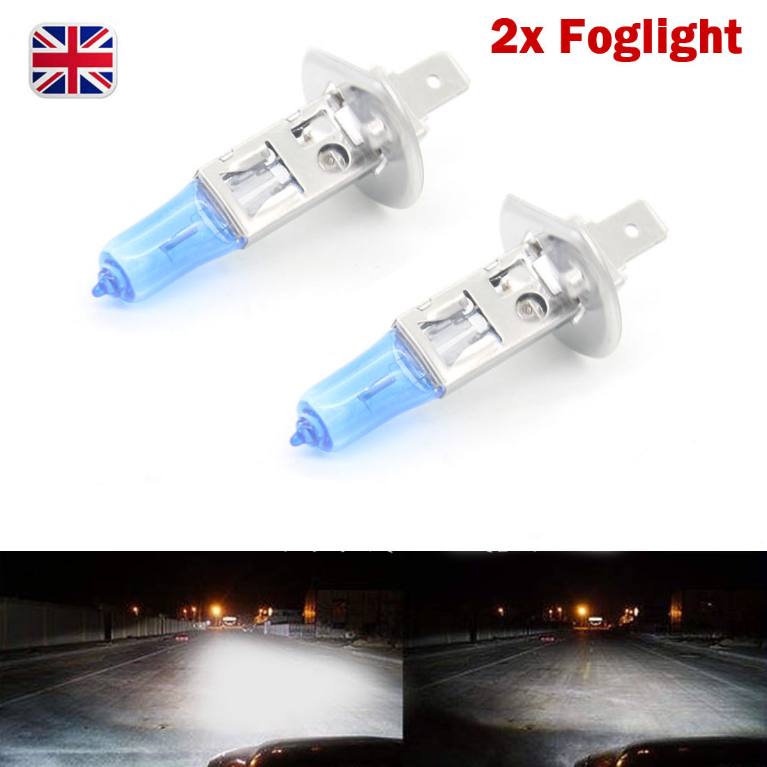 2x Volvo S80 MK1 Bright Xenon White 3SMD LED Canbus Number Plate Light Bulbs
