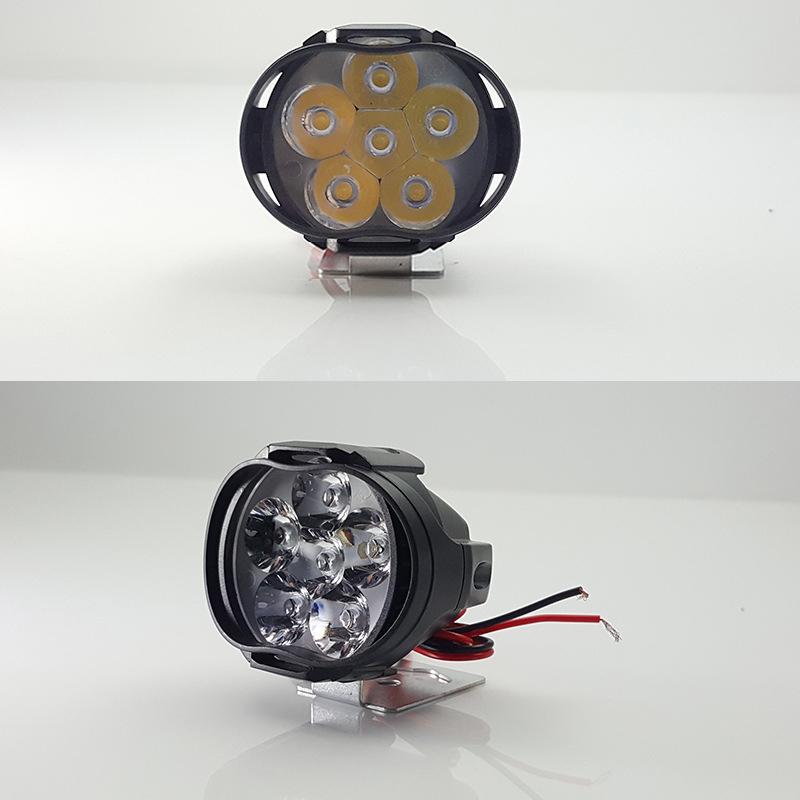 motorrad dirt bike scheinwerfer led lampe licht. Black Bedroom Furniture Sets. Home Design Ideas