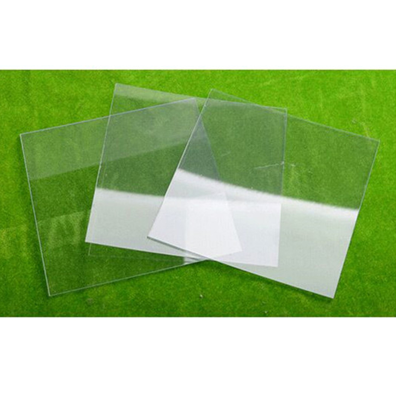 Clear Petg Vacuum Forming Moulding Plastic Sheet A4 A5 A6