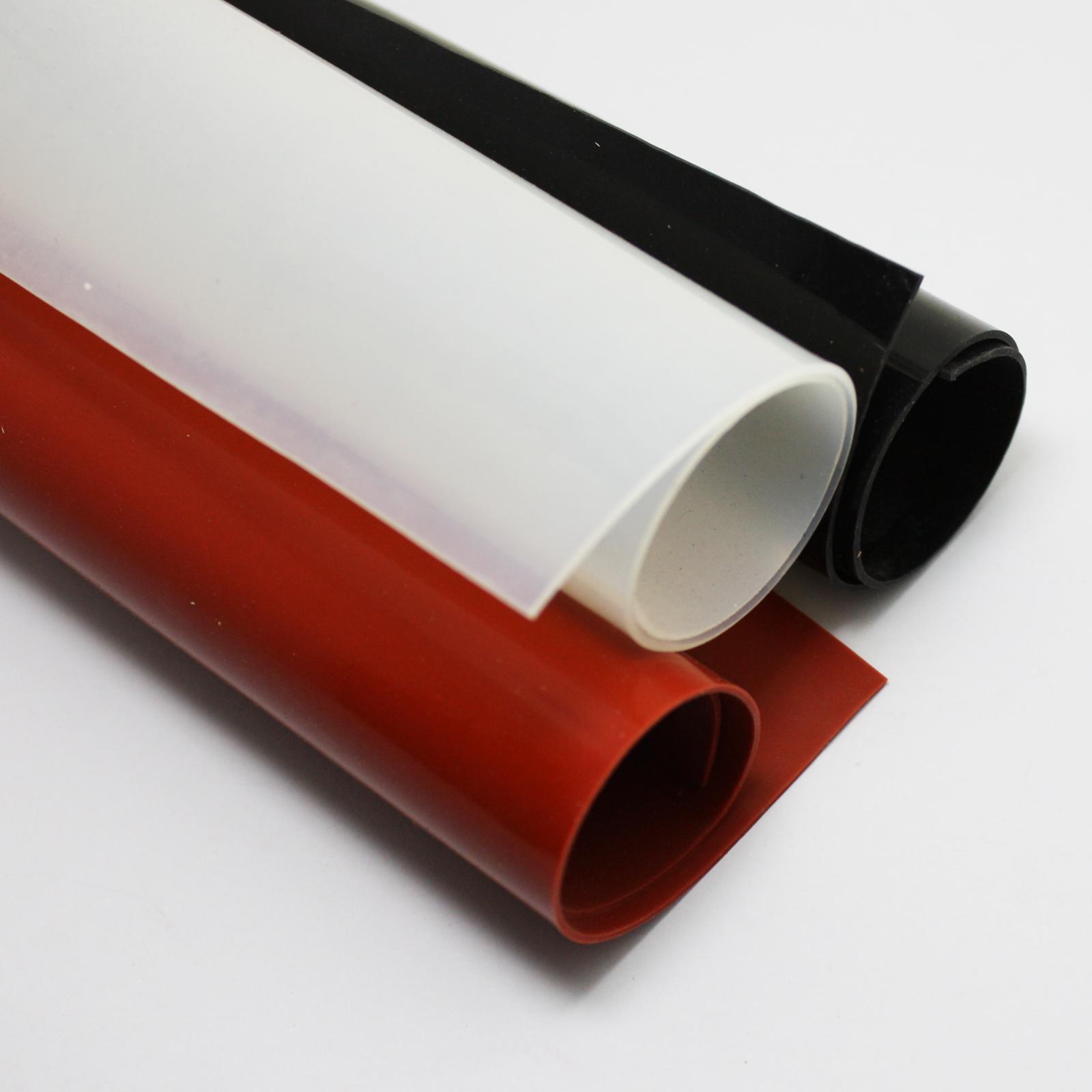 a4 a5 a6 silicone rouge noir blanc feuille plaque. Black Bedroom Furniture Sets. Home Design Ideas