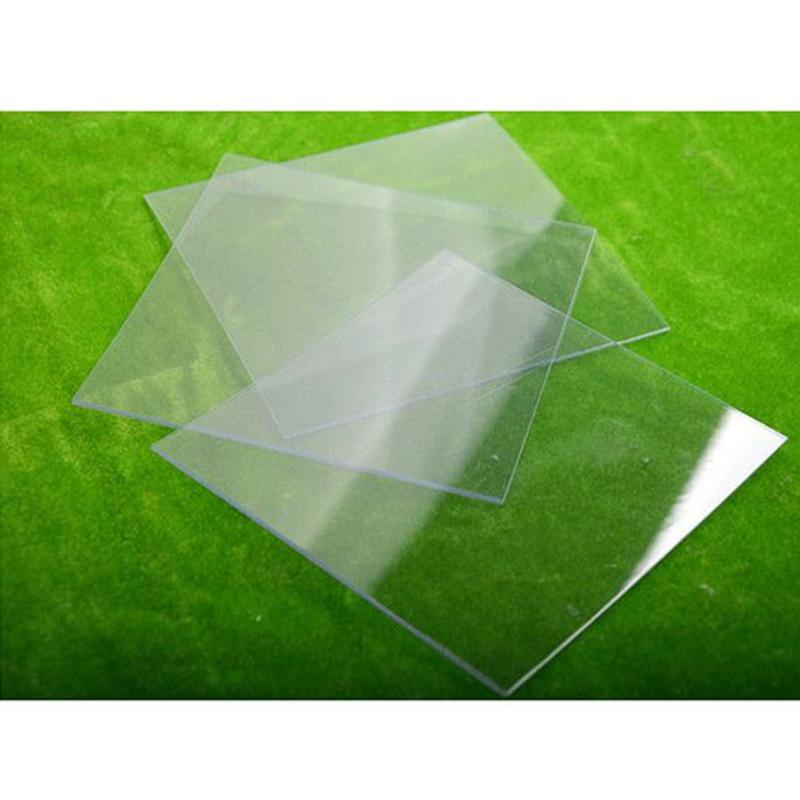 Petg Clear Plastic Sheet A4 A5 A6 Vacuum Forming Moulding
