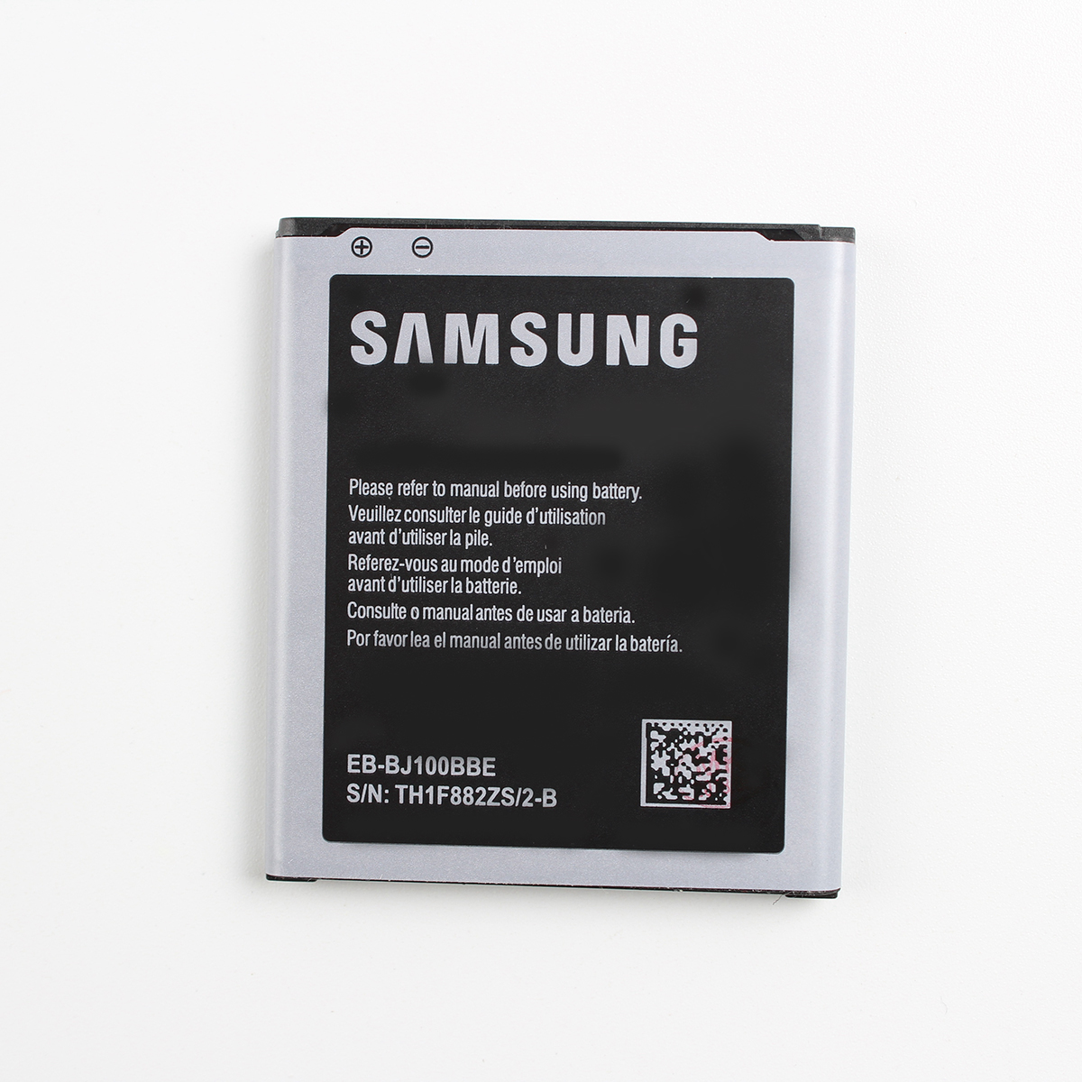 New Original Eb Bj100bbe 1850mah Battery For Samsung Galaxy J1 J100 Lcd Touchscreen J100h White Oem Product Description