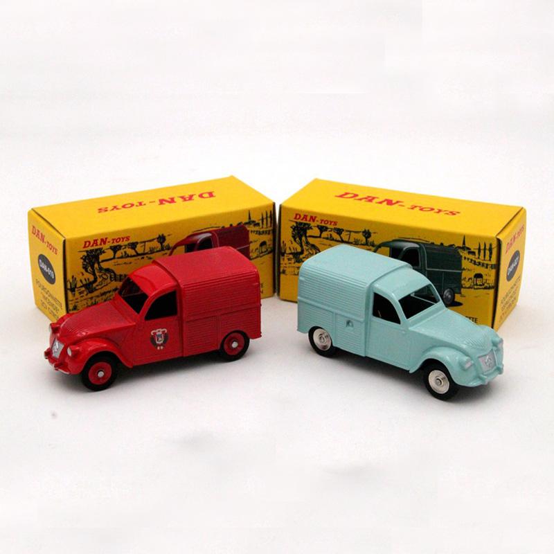 Jeep de depannage rojo ref 1412 1:43 Dinky Toys Atlas